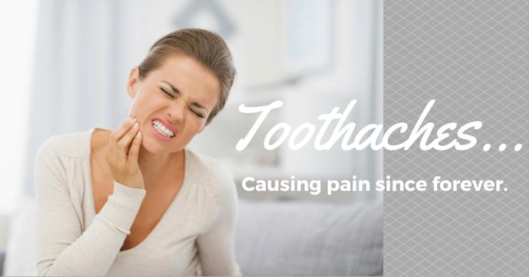 woman experiencing dental emergency