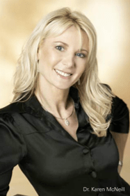 Dr. Karen McNeill is a Bellevue cosmetic dentistry expert