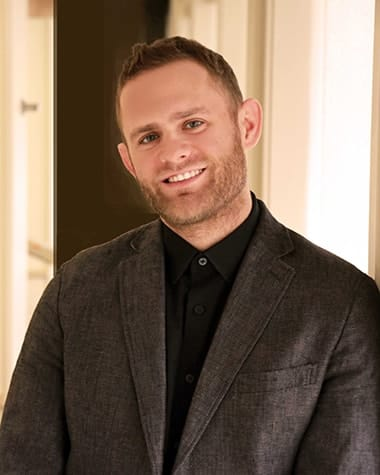 Image of Dr. Holden Clausen, one of the dentists at Smile Artistry.
